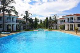 Diani beach furnished holiday villa for rental