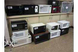 Microwaves Sales and Repairs!