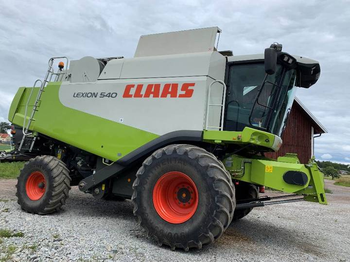 Claas Lexion 540 - 2008