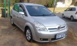 2006 model Toyota Verso 1.6 SX AUTOMATIC For Sale