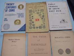 Books On Coin Collecting - World Collection