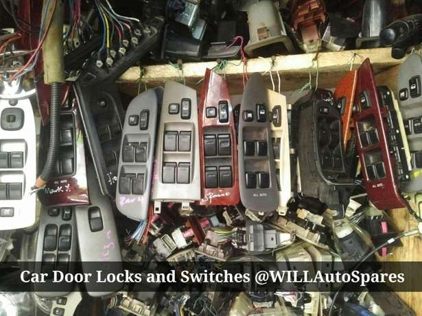 Auto Door Lock Switch Replacements Kampala - image 1