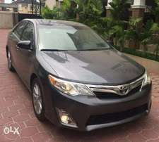 2013 Toyota Camry XLE Available