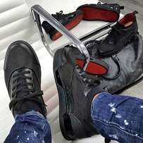 LOUBOUTIN BOOTS(latest trending)best grade quality place ur orders now