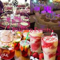 Training on Event Decor, Chapman and Smoothie(3 in 1)