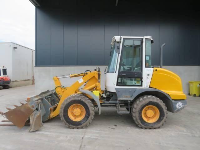 Liebherr L 507 - 2008