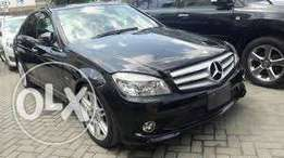 Mercedes Benz C 200 for sale at Ksh 1.9M