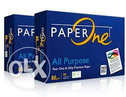 PAPERONE printing / photocopy papers