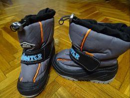 Продам зимове дитяче взуття польської компанії DEMAR розмір 26-27 951d2f5fcefc9