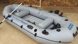 Intex Seahawk Sport 400 inflatable boat for sale