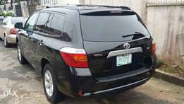 Toyota Highlander 2008model