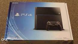 PS4 with warranty card only for 28,999