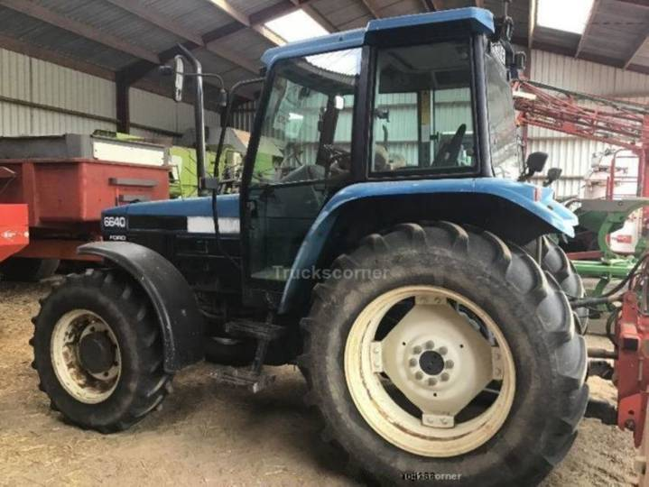 New Holland 6640 - 1997