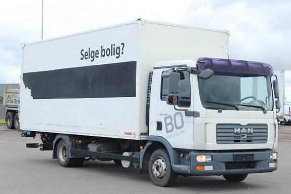MAN Tgl 8.180 4x2 Bl Skapbil - 2007