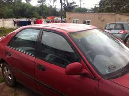 Honda ballade stripping for spares