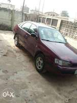 Clean Toyota carina E up for grabs