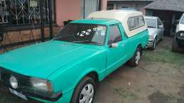 Ford cortina 1600 Bakkie with canopy