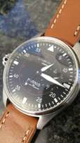 Mens Righthand Parnis Pilot Automatic Large 47mm NEW