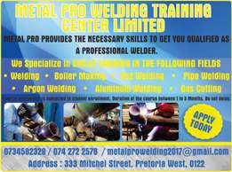 Specialize on all welding training course
