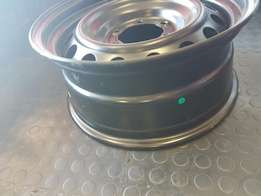 Toyota hilux spare wheel
