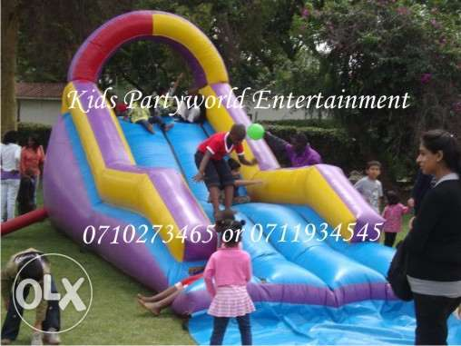 Bouncing castle,bouncy castles,trampolines,jumping trampoline for hire Westlands - image 4