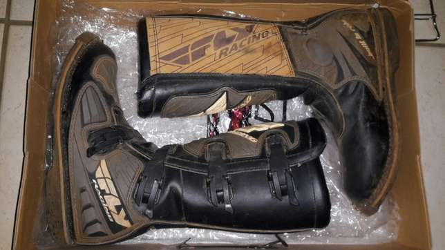 Off road motorcycle boots Meyerton - image 1