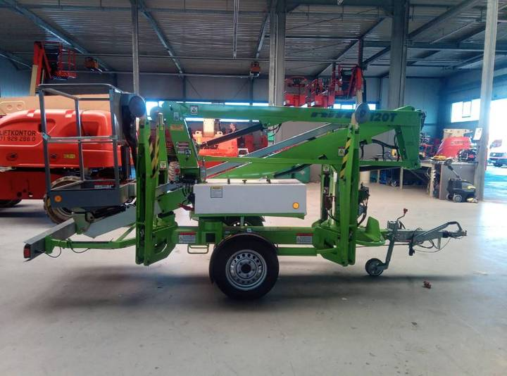 Niftylift 120 T - 2016