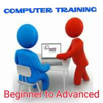 Mobile Computer Training