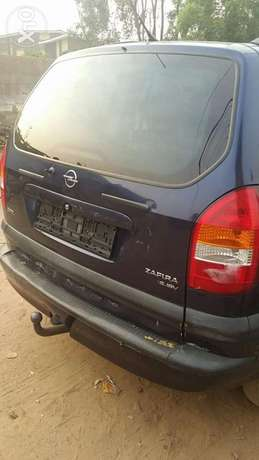 Tokunbo Opel Zafira Ibadan South West - image 4