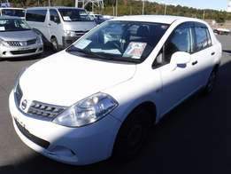NISSAN / TIIDA latio CHASSIS # SC11-3107 year 2011