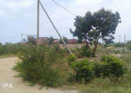 1,570 Sqmts Residential Plot at Mbweni