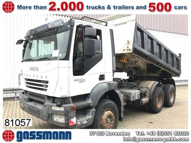 Iveco trakker ad260t45 6x4 - 2007