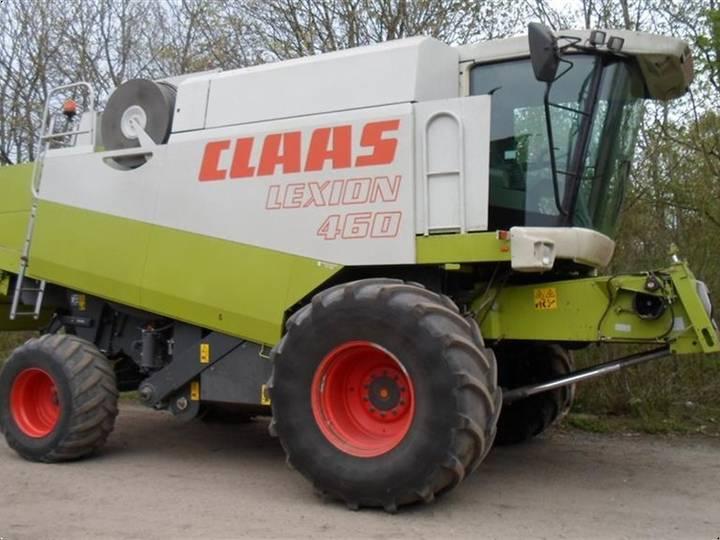 Claas LEXION 460 - 25 - 2001