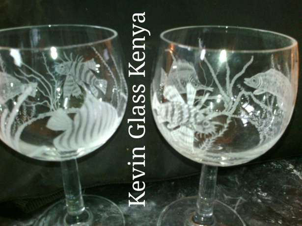 Engraved glasses Westlands - image 3