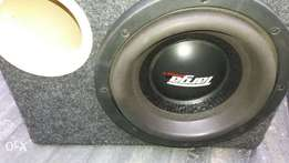 "Targa dvc 10"" street with box"