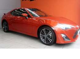 2014 TOYOTA 86 Coupe 2.0 high ~ Performance, Looks, Outright Enjoyment