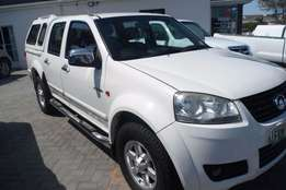 2011 GWM Steed 5 2.5 TCi Double Cab,