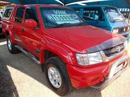 Toyota Hilux 3.0 KZ-TE Legend 35 D/C in Good Condition with New Tyres!