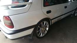 17 inch wheels with new tyres for sale