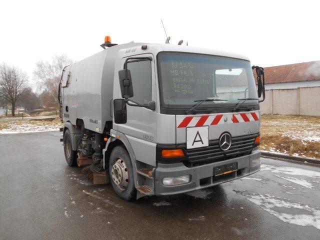 Mercedes-Benz Atego(ID10320) - 2002