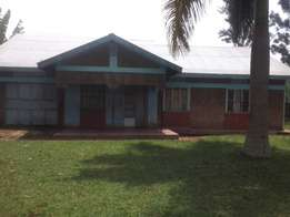 4 bed roomed house,dining, sitting room, inside Barth room and toilet