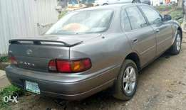 A very clean Toyota camry orobo