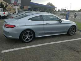 C200 Amg coupe sale
