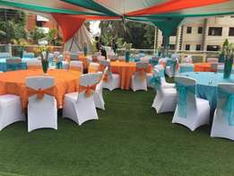 Outside catering services & Decorations