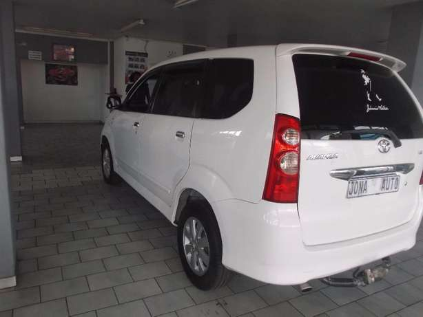 Pre Owned 2011 Toyota Avanza T 1.5 Johannesburg - image 6