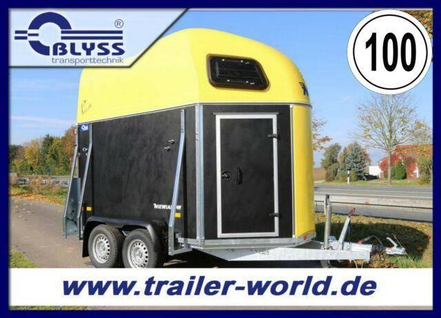 NIEWIADOW AKTION! Pferdeanhanger 310x174x230 cm 2000kg GG