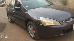 Honda Accord EOD 2005