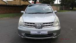 2008 Nissan Livina 1.6 Acenta +X-Gear in good condition