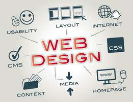 Best and Affordable Web Design and Development from 10,000/=