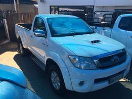 Toyota Hilux 3.0D4-D Single Cab 4x4 2011